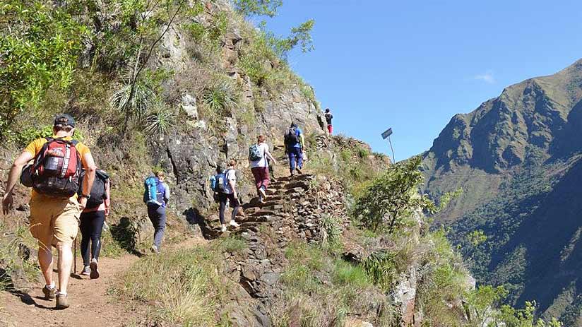 group or individual tours peru inca trail