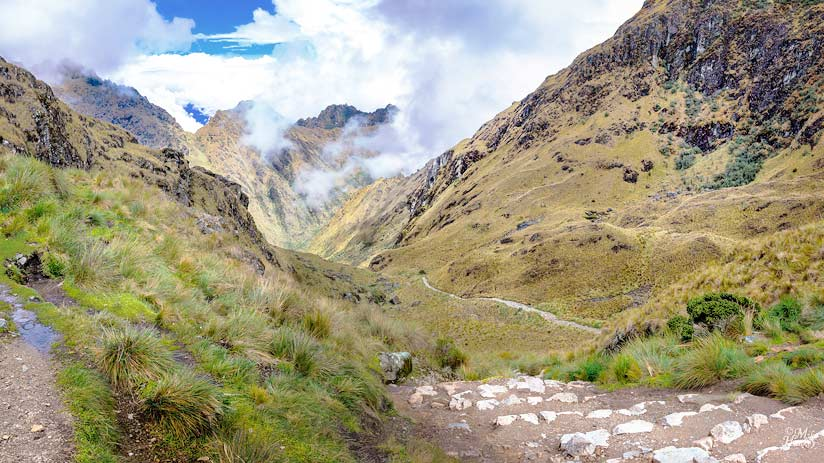 inca trail availability dead woman pass