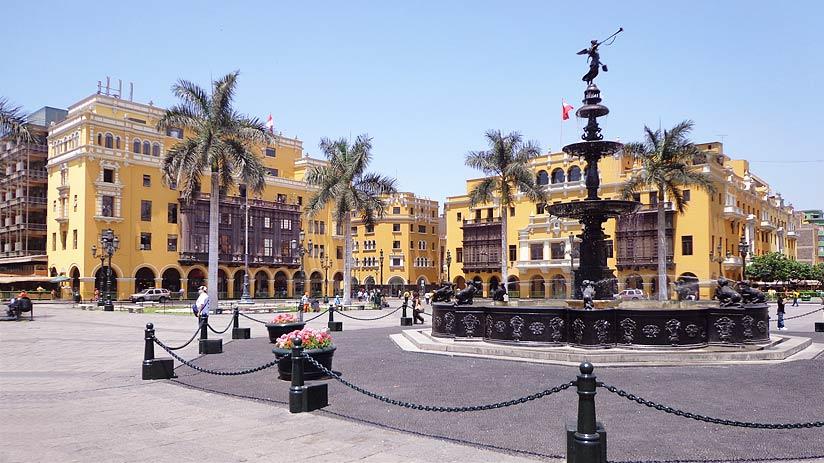 larco museum lima capital peru