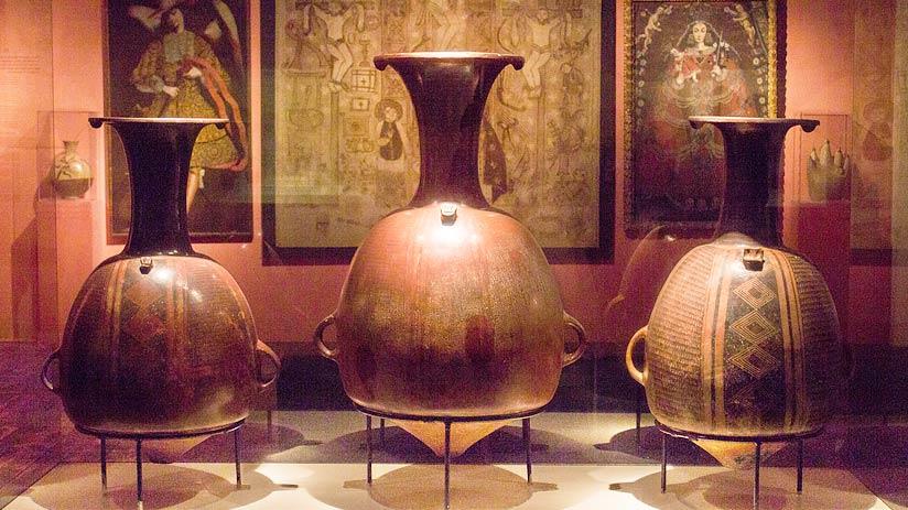 larco museum lima culture peru