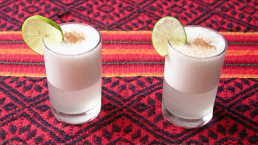 pisco sour what to drink in peru