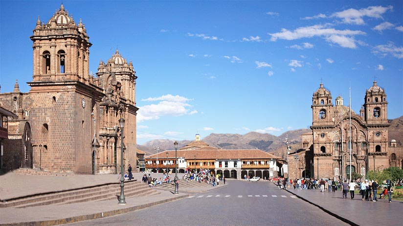 security in peru cusco