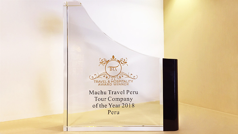 travel and hospitality awards winner