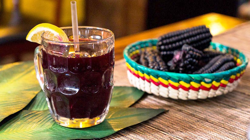 what to drink in peru