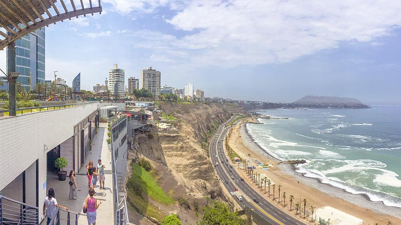best time to visit lima peru costa verde