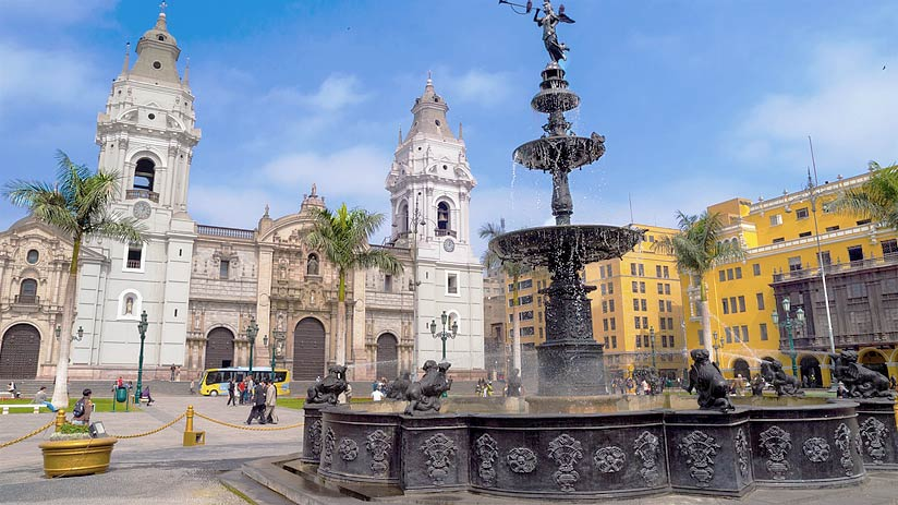 best time to visit lima peru