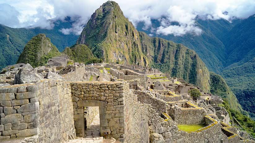 citadel machu picchu pictures