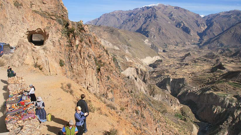 colca canyon peru cost of travel