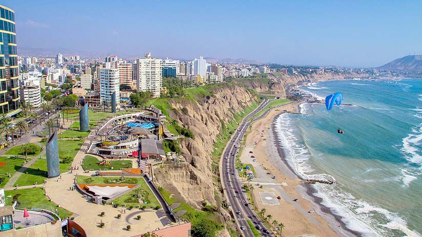 costa verde peru cost of travel