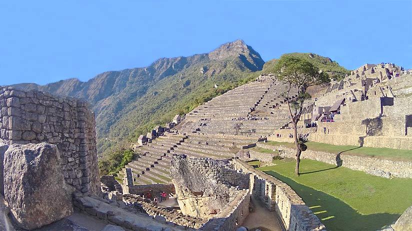 huayna picchu ruins tickets