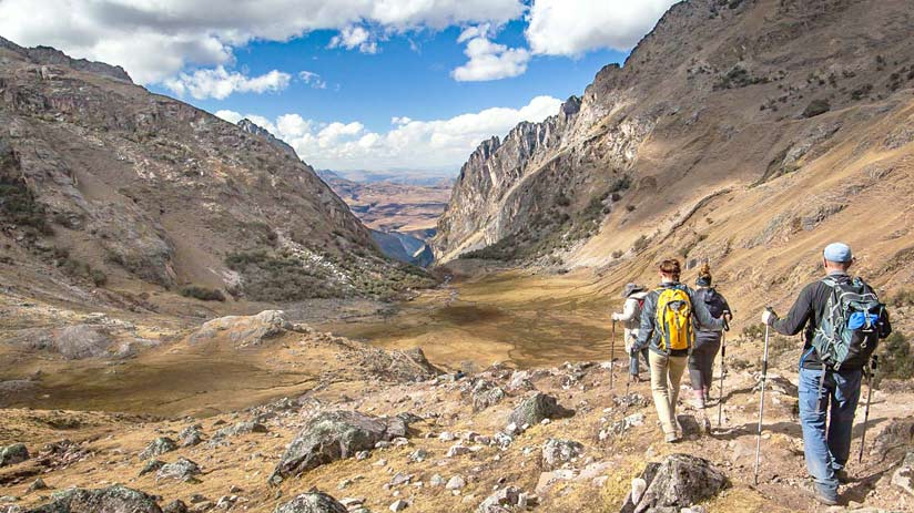 inca trail booking lares trek