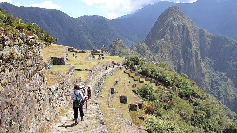 inca trail machu picchu booking