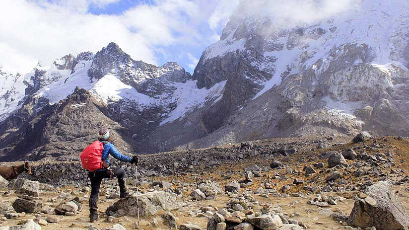 inca trail booking salkantay trek