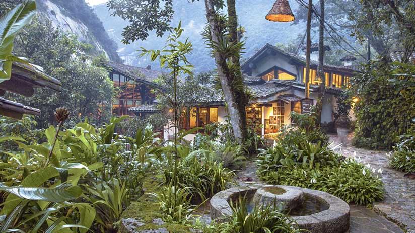 inkaterra hotels near machu picchu