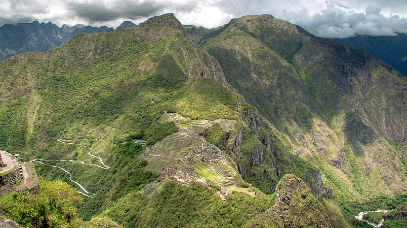 mountain machu picchu pictures