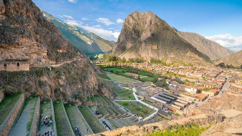 ollantaytambo peru cost of travel