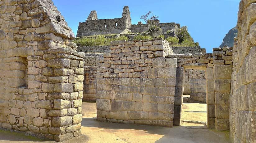ruins machu picchu pictures