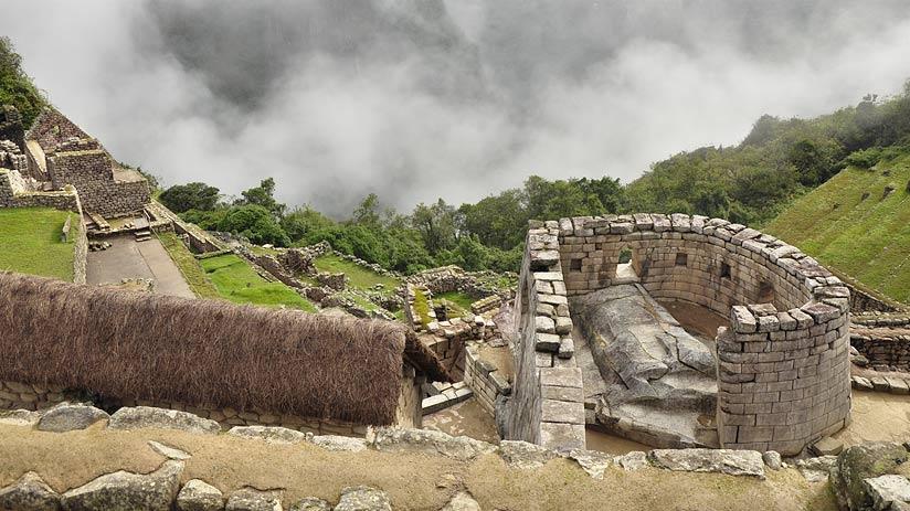 structure machu picchu pictures