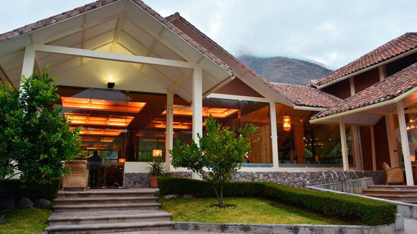 hotels in sacred valley casa andina private