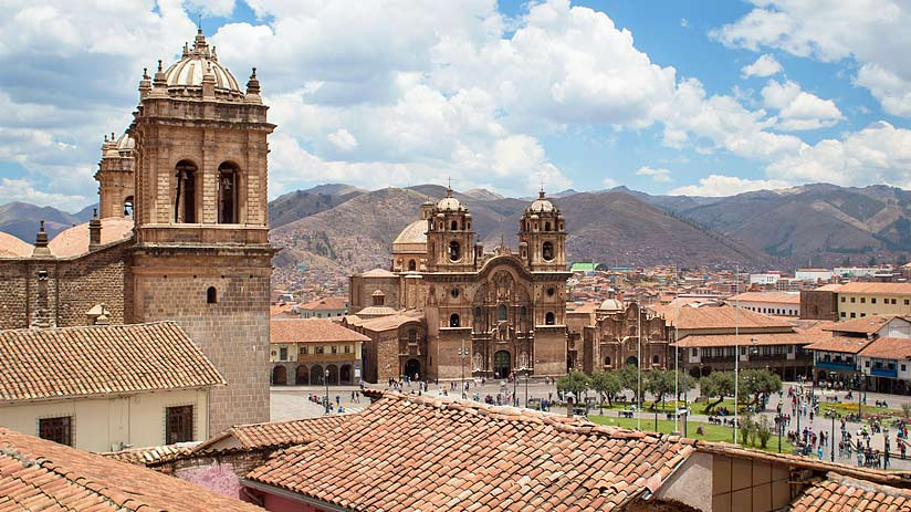 explore peru cusco