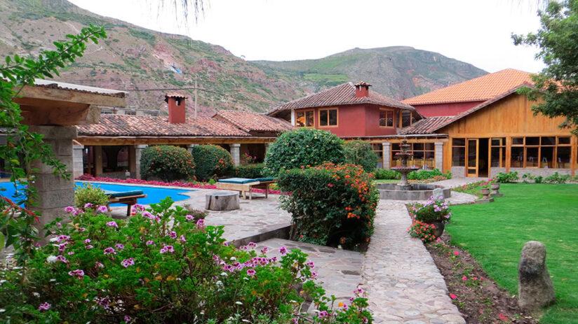 hotels in sacred valley san agustin urubamba