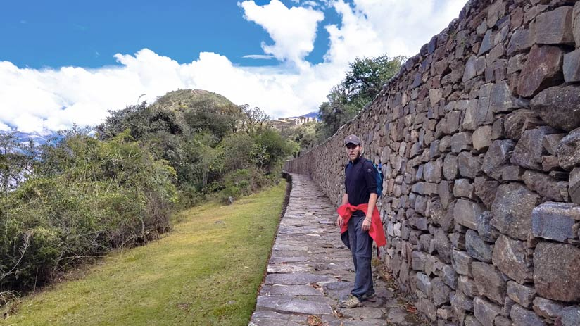 inca trail alternatives choquequirao