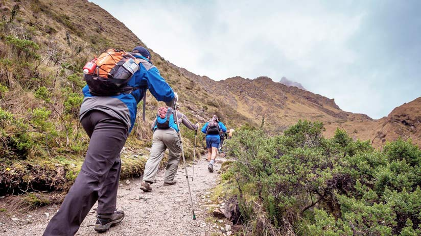 inca trail alternatives