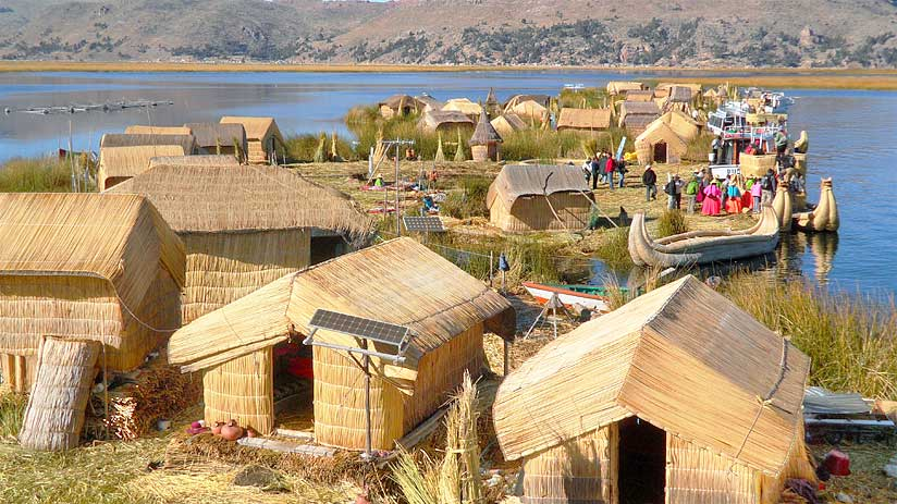 planning a trip to peru lake titicaca