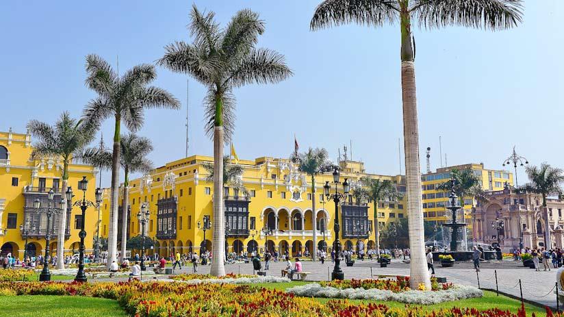 planning a trip to peru lima