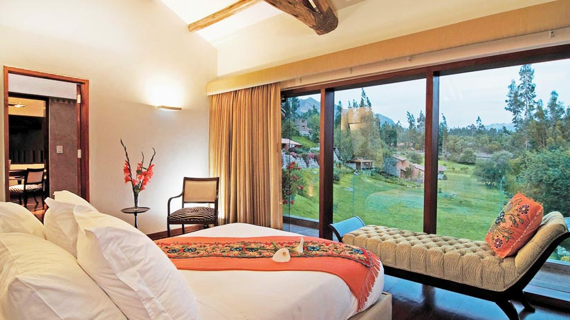 rio sagrado sacred valley hotels