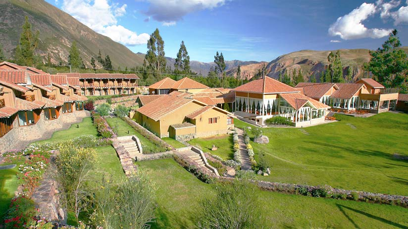 sacred valley hotels