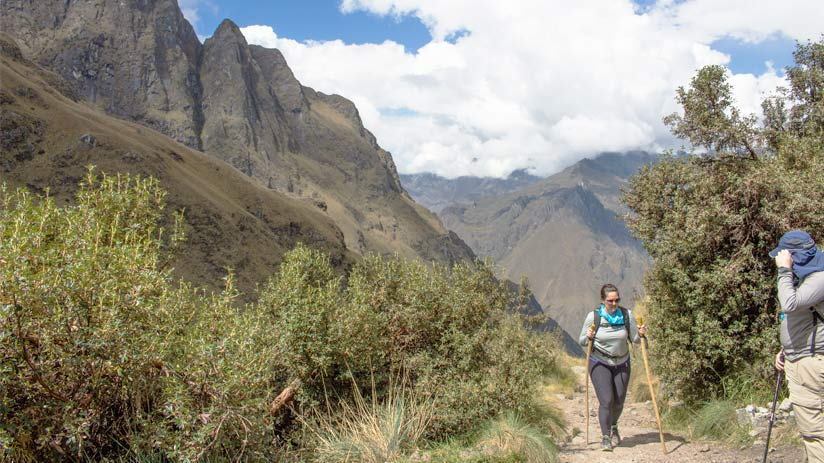 sacred valley inca trail alternatives