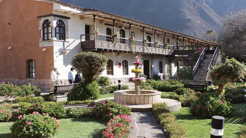 sonesta sacred valley hotels