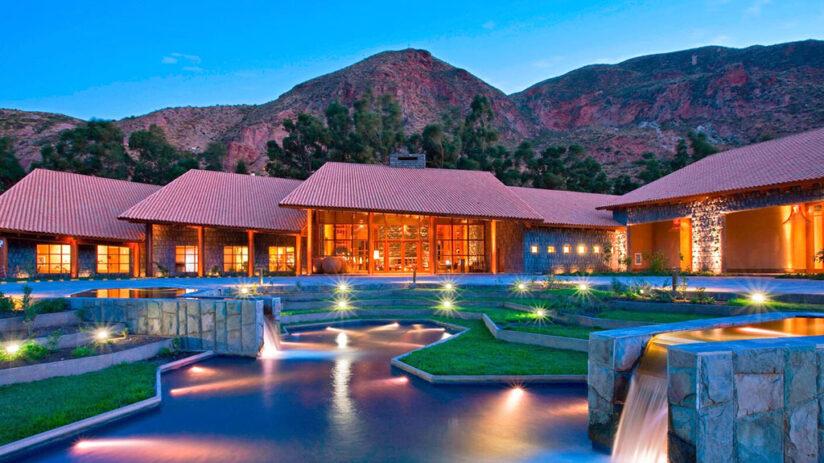 hotels in sacred valley tambo del inca
