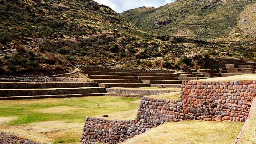 tipon archaeological sites of cusco