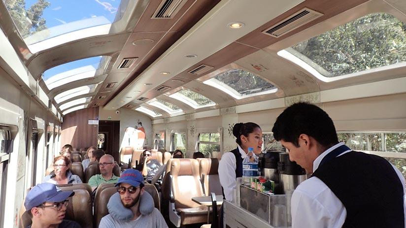 train machu picchu honeymoon
