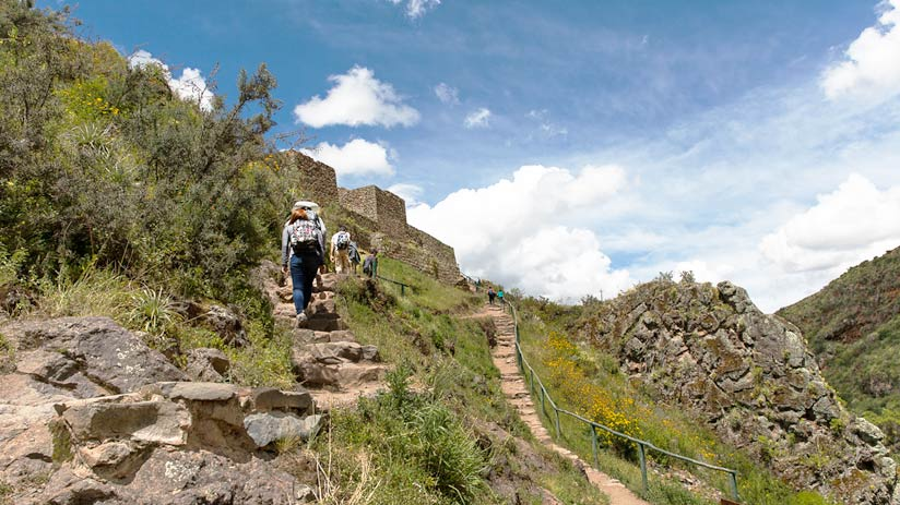 trek inca trail alternatives