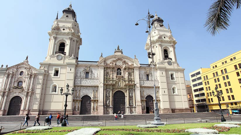 cathedral tourist attractions in lima peru