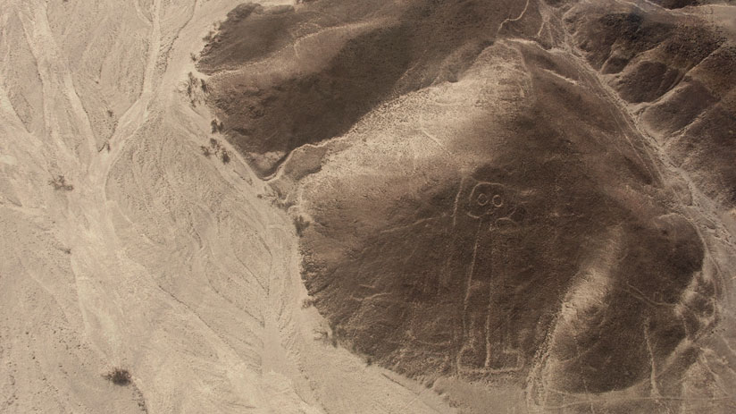 nazca lines theories astronaut