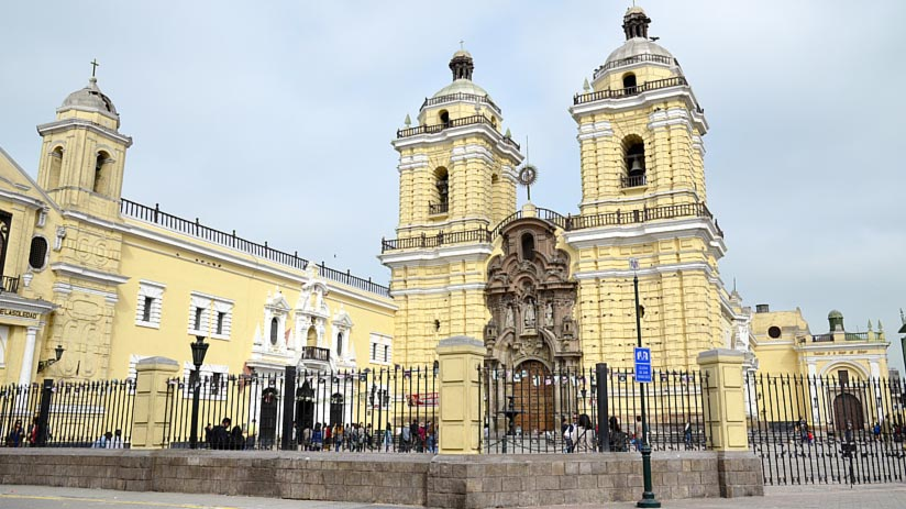 san francisco tourist attractions in lima peru
