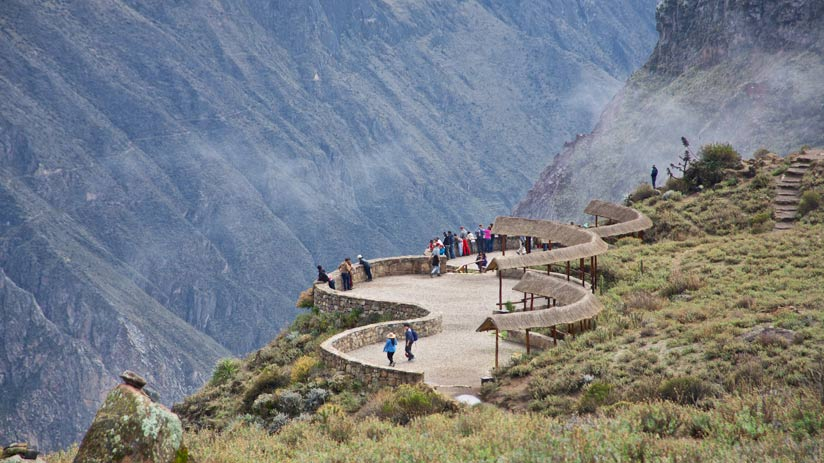 things to do in peru colca canyon