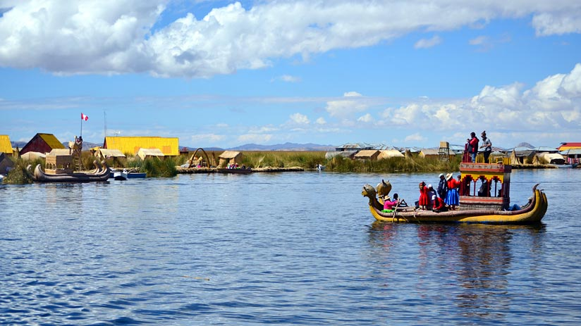 things to do in peru lake titicaca
