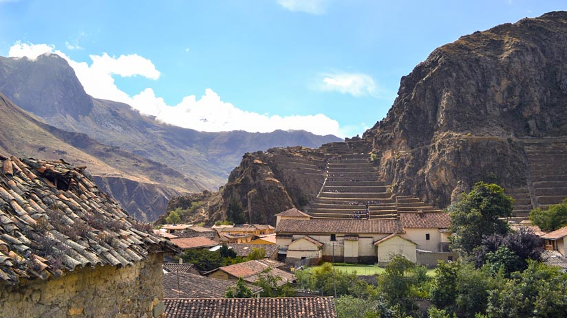 things to do in sacred valley olllantaytambo