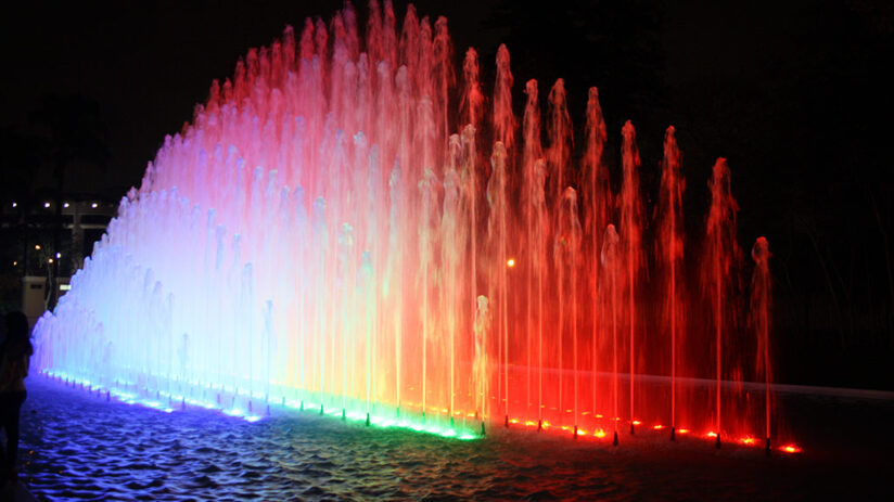 tourist attractions in lima magic water circuit