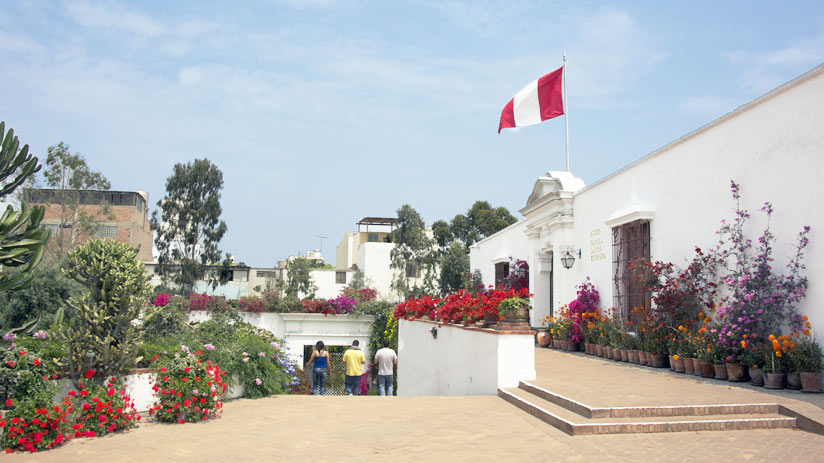 tourist attractions in lima peru museum