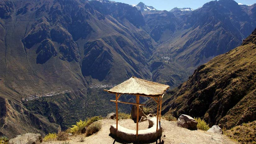 another thing to do in arequipa colca canyon