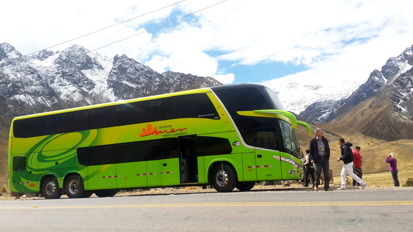 cusco to lake titicaca by bus