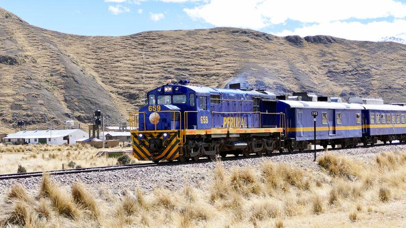 cusco to lake titicaca by train