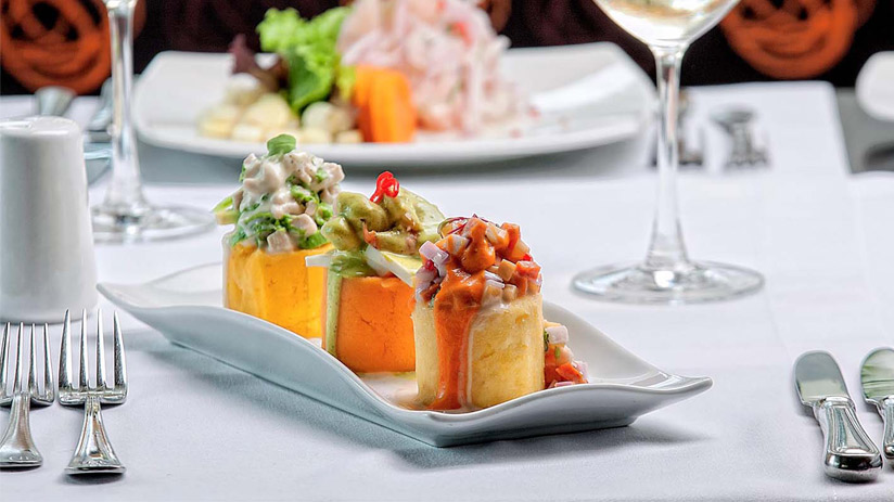 delicious causa rellena, lima tourist attractions