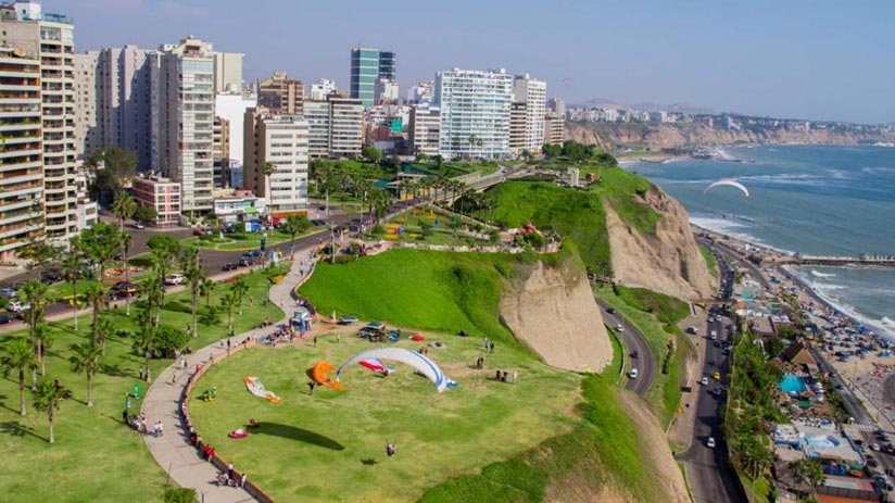 costa verde, lima tourist attractions